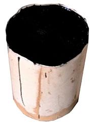 Cuñete de asfalto de 50 ó 30 kgs de cartón estándar