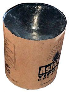 Cuñete de asfalto siliconizado de 30 kgs